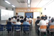 Chungbuk Middle School GET Observation